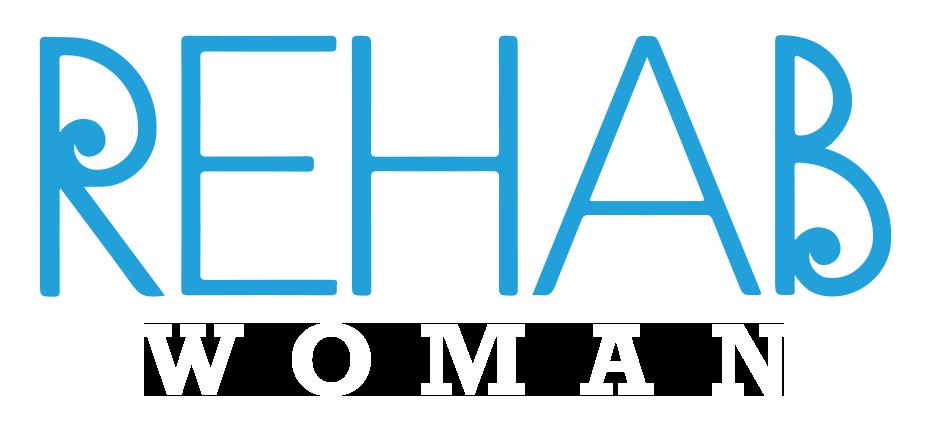 Rehab Woman Logo